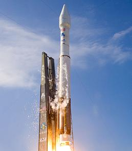 Atlas AV-018 PAN launch, September 8, 2009, 5:35PM Eastern time