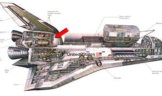 space shuttle oms - photo #41