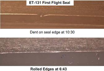 STS-131 Flight Seal vs L2