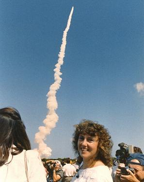 space shuttle challenger backup teacher - photo #23