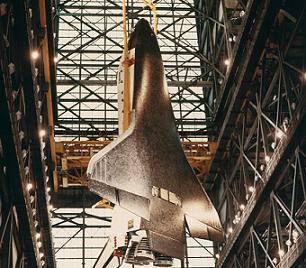 Avez vous des photos de l'orbiteur Columbia ? A326