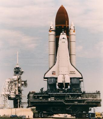 space shuttle endeavour 1992 - photo #7