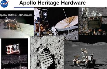 Apollo sites