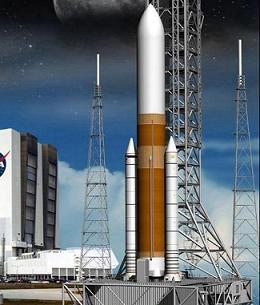 ATK and NASA ground test their SLS-bound five segment ...