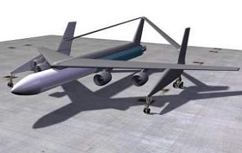 Stratolaunch introduce Rutan designed air-launched system