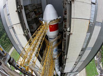 Chinese Long March 3B/E launches Apstar-7