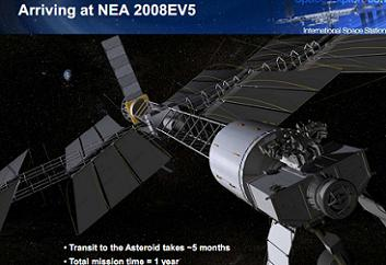 NEA Mission using SEP