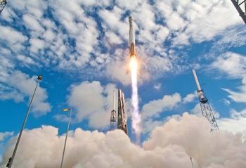 Delta IV Launching