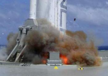 Sea Launch Failure Video Screenshot, via L2
