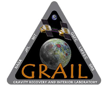 GRAIL Mission Badge