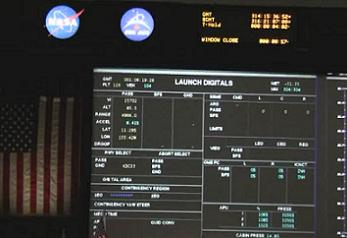 Mission VItal Statistics Screen at MCC-H - via L2 video