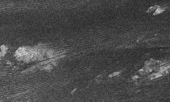 Titan Sand Dunes