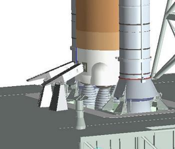 SLS Service Masts - via L2