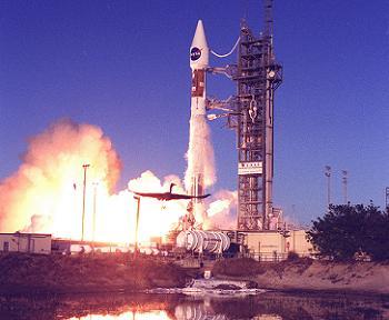 TDRS-I Launch