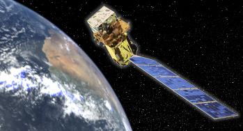 LDCM Satelite