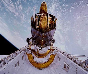 STS-26 TDRS Deploy via L2