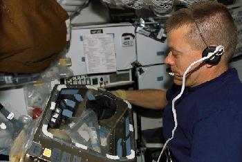McCool on STS-107
