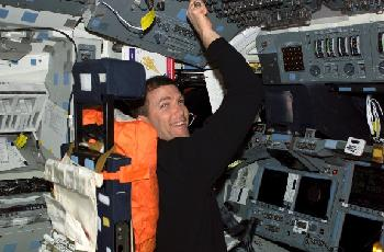 Husband on STS-107