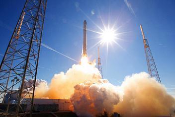 Falcon 9 COTS 1
