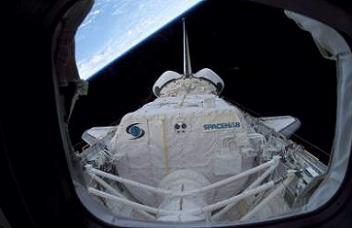 PLBDs open on STS-107