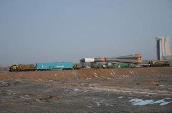Soyuz-U with Progress M18M
