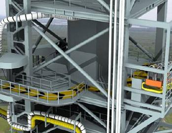 Rollercoaster EES for Pad 39B, via L2