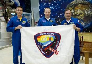 TMA-08M Crew