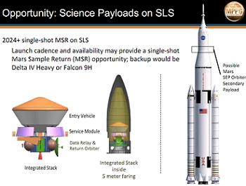 Notional MSR Mission