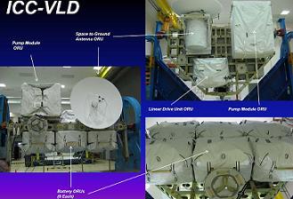 SGANT on STS-132, via L2