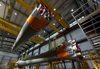 Soyuz Boosters