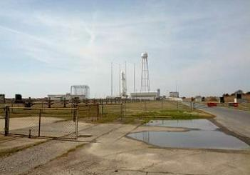Antares on the pad, via L2