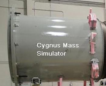 Cygnus mass simulator