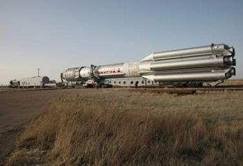 Proton-M that launched with Anik G1