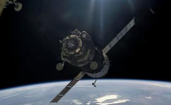 Soyuz TMA docking