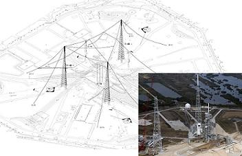 Plans (L2) and Construction of the 39B Towers