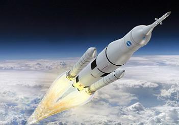 SLS with Orion on EM-1