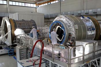 Cygnus construction