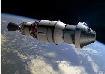 EFT-1 Orion