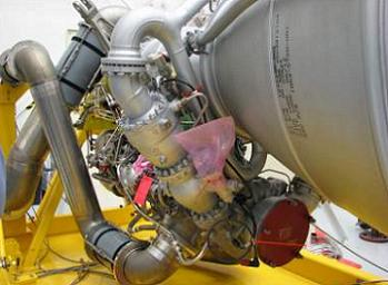 AJ-26 Engine, via L2