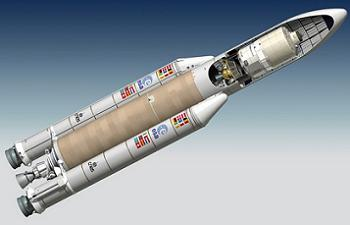 ATV with Ariane 5