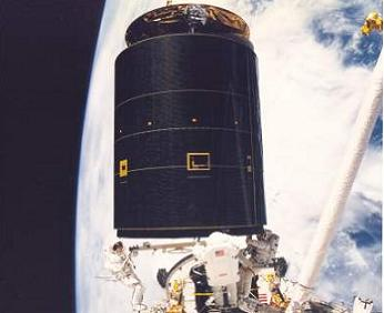 Intelsat VI satellite