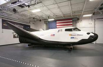 Dream Chaser before the modifications, via L2