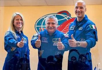 Soyuz TMA-09M Crew