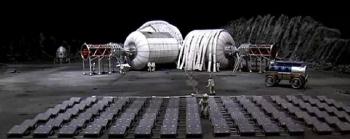inflatable moon base - photo #9