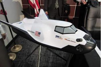 Dream Chaser Model, via L2
