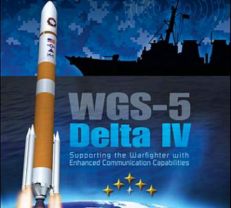 WGS-5 Mission