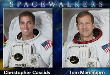 Spacewalkers