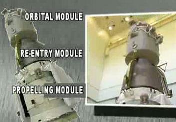 Shenzhou-10 Spacecraft