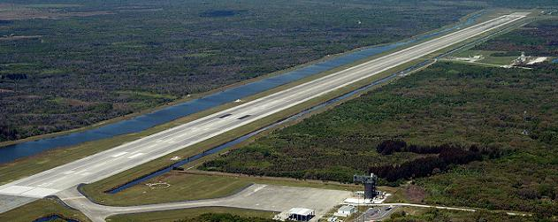 space shuttle emergency landing runways - photo #37