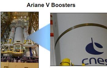 Ariane 5 accelerometers
